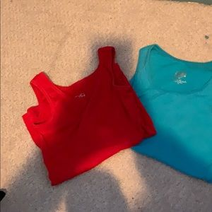 Justice tank tops